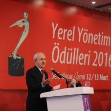 Başkanlar Ödüllerini Kılıçdaroğlu'nun Elinden Alacak