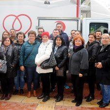 Seferihisar Belediyesi Çalışanları Öykü İçin Kan Verdi