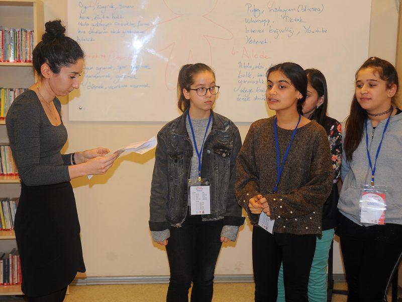 Çocuklar İmar Çalıştayı Düzenledi