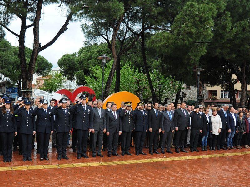 Türk Polis Teşkilatı'nın 174. yılı kutlu olsun