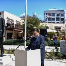 Ulu Önder Atatürk'ün Seferihisar'a Gelişinin 85. yıldönümü törenlerle kutlandı