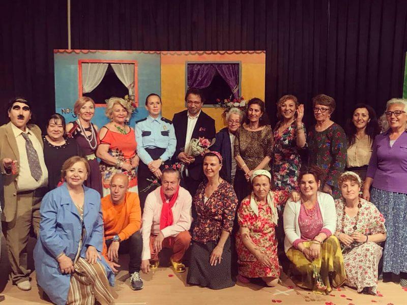 En Başaralı Anadolu Tiyatrosu Ürkmez Kadın Tiyatrosu Seçildi