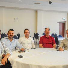 Seferihisar Belediyesi 3 Haziran Pazartesi günü gerçekleşen bayramlaşma töreninde buluştu