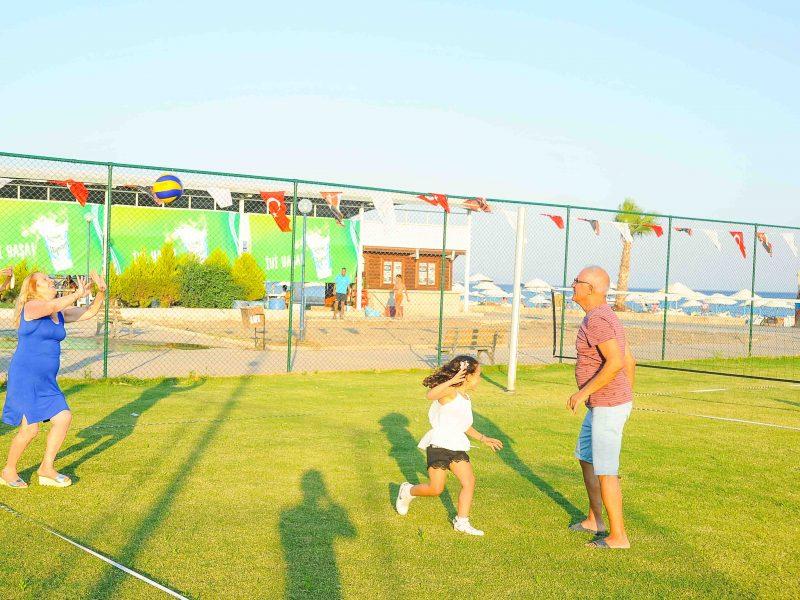 Doğanbey Payamlı Havacılar Sitesi yeni yaşam alanına kavuştu