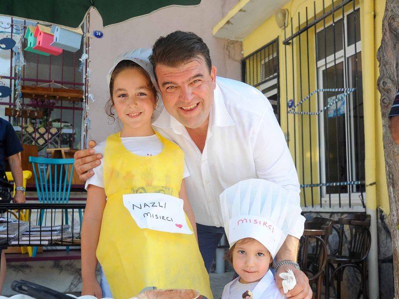 Ata Ekmeği ve Armola Şenliği 50 bin misafiri ağırladı