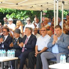 30 Ağustos Zafer Bayramı'nın 97. yılı coşkuyla kutlandı