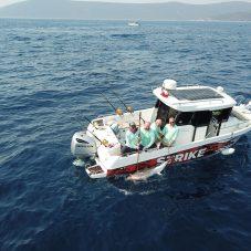 Tuna Masters Teos Uluslararası Balıkçılık Turnuvası sona erdi