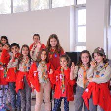 Seferihisarlı çocuklar yeni başkanlarını seçti