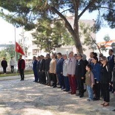 Seferihisar'da Öğretmenler Günü coşkusu
