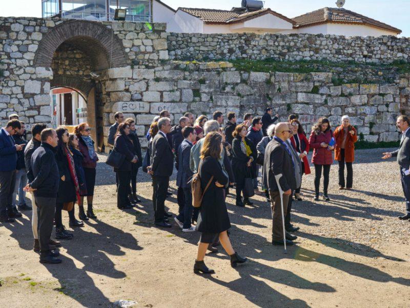 Engelliler Koordinasyon Toplantısı Seferihisar'da gerçekleşti