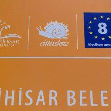 Seferihisar Avrupa Bisiklet Rotası Ağı'nda