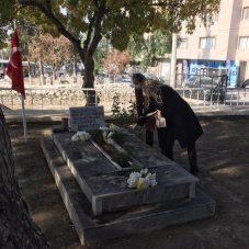 24 Kasım Öğretmenler Günü Seferihisar'da düzenlenen törenle kutlandı