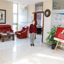 Seferihisar Belediyesi'nden İstiklal Marşı'nın kabulünün 100. yılına özel fotoğraf sergisi