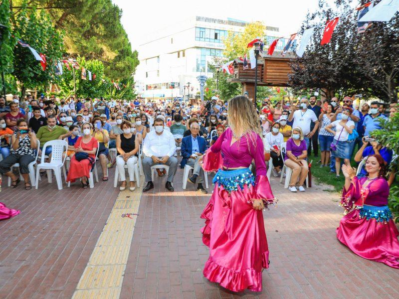 Seferihisar Belediyesi Uluslararası Bando Festivali başladı