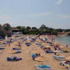 Seferihisar'da mavi gurur;Mavi Bayraklı plaj sayısı 9 oldu!