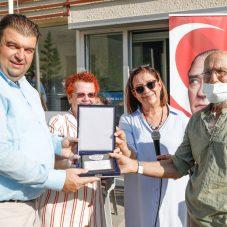 Türkan Saylan Seferihisar'da sonsuza dek yaşayacak
