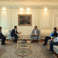 Başkan Yetişkin ve İmamoğlu görüşmesinden Seferihisar'a iki müjde