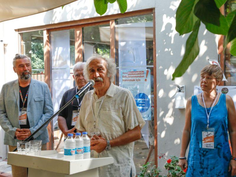Seferihisar Belediyesi Uluslararası Resim Çalıştayı başladı