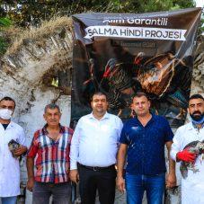 Hindi belediyeden üretip kazanmak çiftçiden