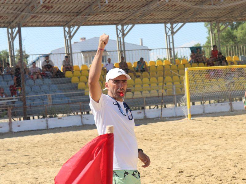 Seferihisar Master Cup Futbol Turnuvası başladı