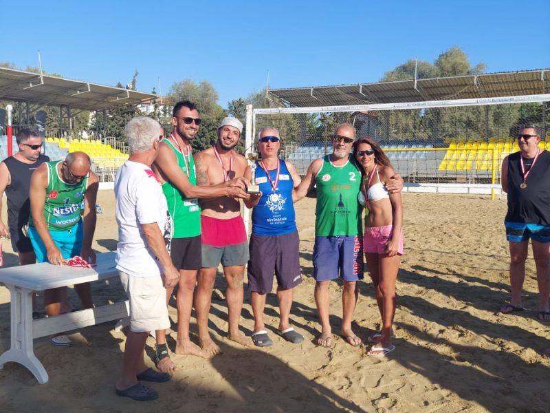 2. Seferihisar Atatürk Kupası Plaj Voleybol Turnuvası sona erdi